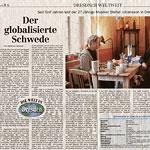 Der Globalisierte Schwede / DNN 12/2005